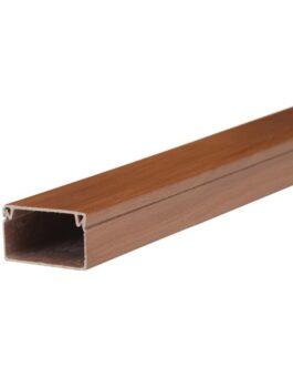 Кабель-канал 20×10 «Элекор» дуб (2м)