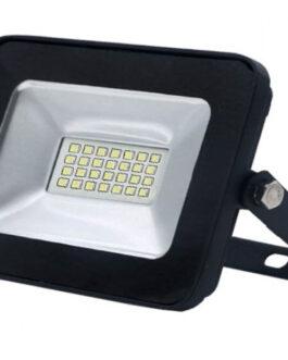 Прожектор светодиодный LED 30W VLF4-30-6500-mini-B 6500К 1800Лм 220V IP65 черный VKL electric (1/20)