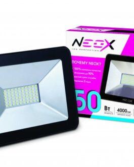 Прожектор светодиодный  СДО-5065 50Вт 230В 6500К 4000Лм IP65 NEOX