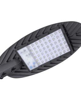 Светильник светодиодный уличный консольный PSL 03 50Вт 5000K IP65 GR AC85-265В 4800Л.Jazzway
