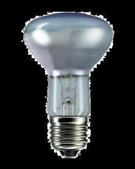 Лампа зеркальная R80 75Вт E27 GE