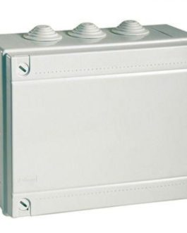 Коробка распределительная 120х80х50мм IP55 с кабельными вводами