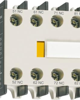 Приставка ПКИ-22 доп.контакты 2з+2р ИЭК